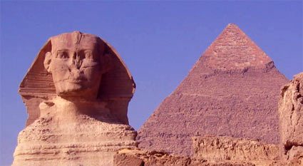 The importance of the annual nile flooding for the nile river valley sphinx and great pyramids of giza in cairo egypt gumiabroncs Gallery